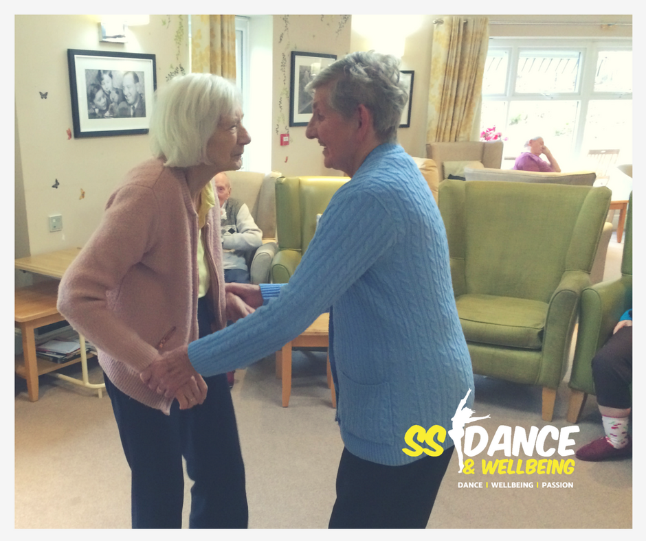 Chair Dance (Dementia Friendly)