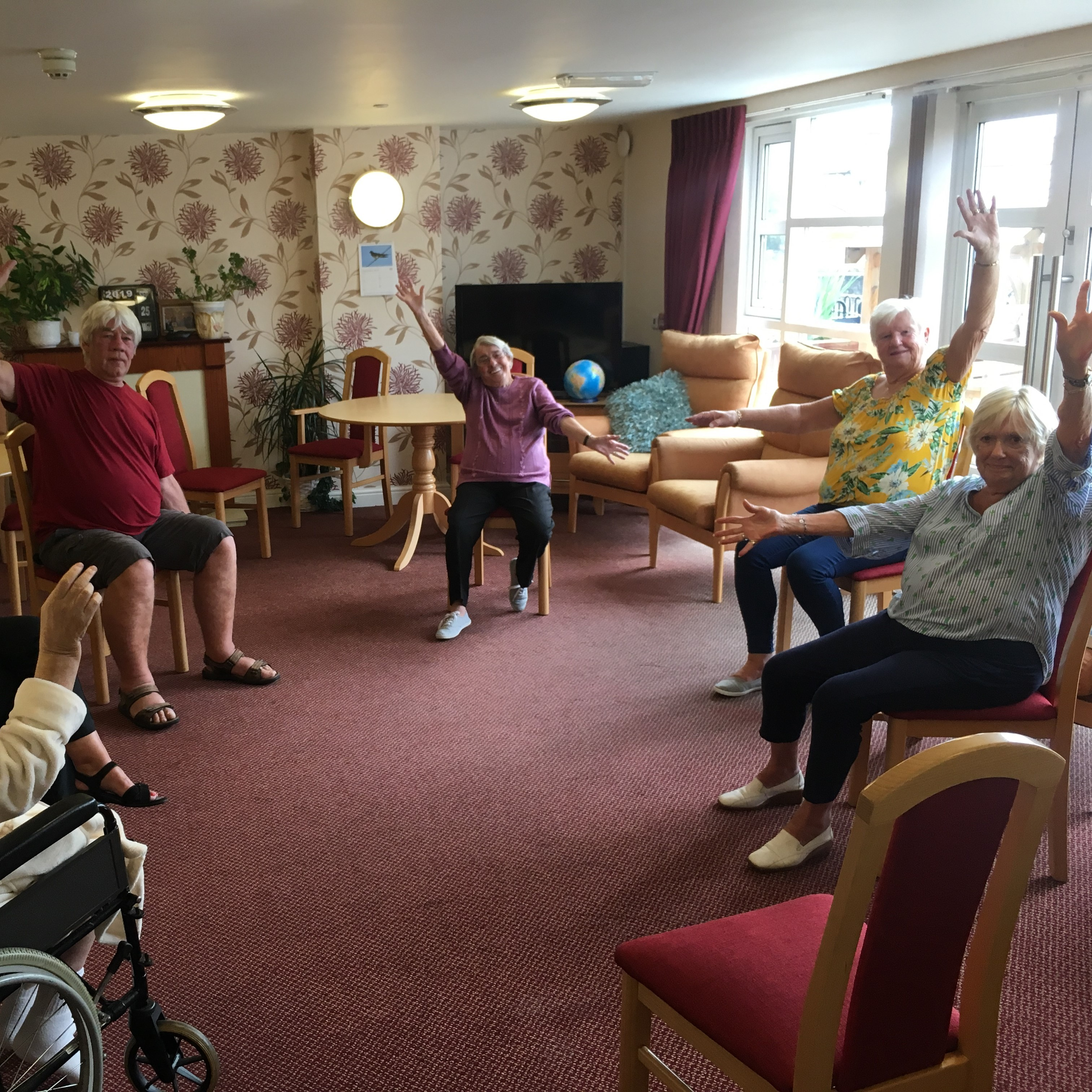 Chair Dance (Kirklees)